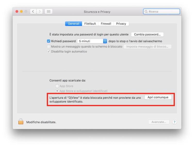 come aprire djview per visualizzare contenuto file djvu su mac