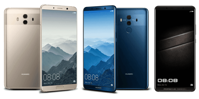 Huawei is aiming to provide monthly security update to their flagships including the Mate 10 series