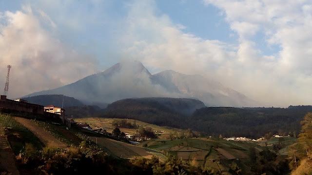 Ada Desa Hilang Secara Misterius di Gunung Lawu. Benarkah..?