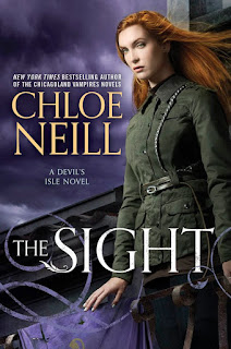 The Sight (Devil's Isle #2) by Chloe Neill
