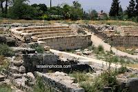 עתיקות בית שאן (גן לאומי בית שאן) - ישראל בתמונות