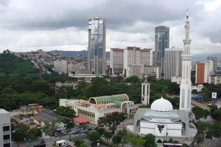 Masjid Ibrahim, Terbesar di Venezuela