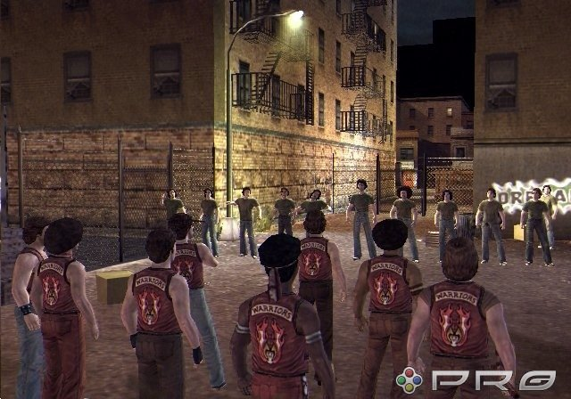 The Warriors PS2 GAME ISO Gameplay 1