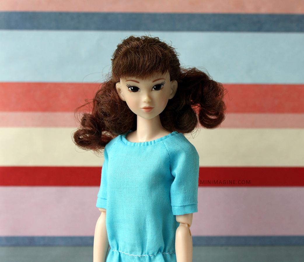 "Momoko doll ""Sweet Poodle"" - doll photography"
