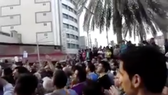 "THOUSANDS Protest Brutal Regime in Iran, Chant ""Death to Dictator!"" in 4th Day of Mass Protests (VIDEO)"