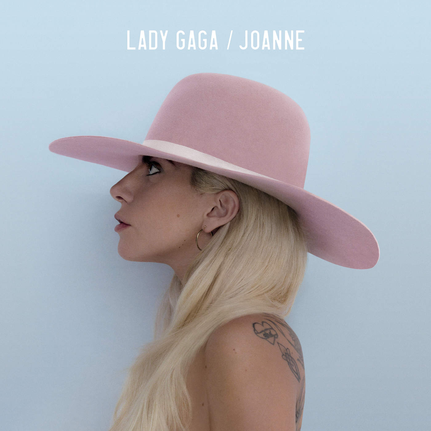 Lady Gaga - A-Yo - Single Cover