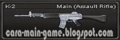 Senjata Point Blank K-2