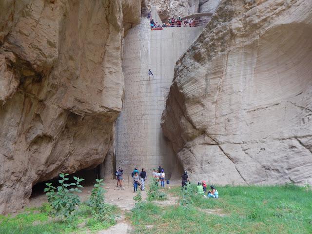 Catarata Cañon Autisha Rappel Huarochiri