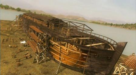 فيديو: البحث في الخليج عن سفينة نوح
