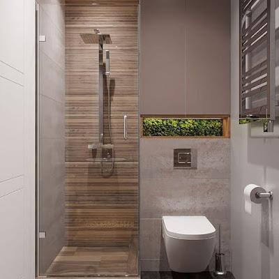 dekorasi kamar mandi minimalis