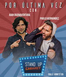 Por última vez (Stand Up Comedy)