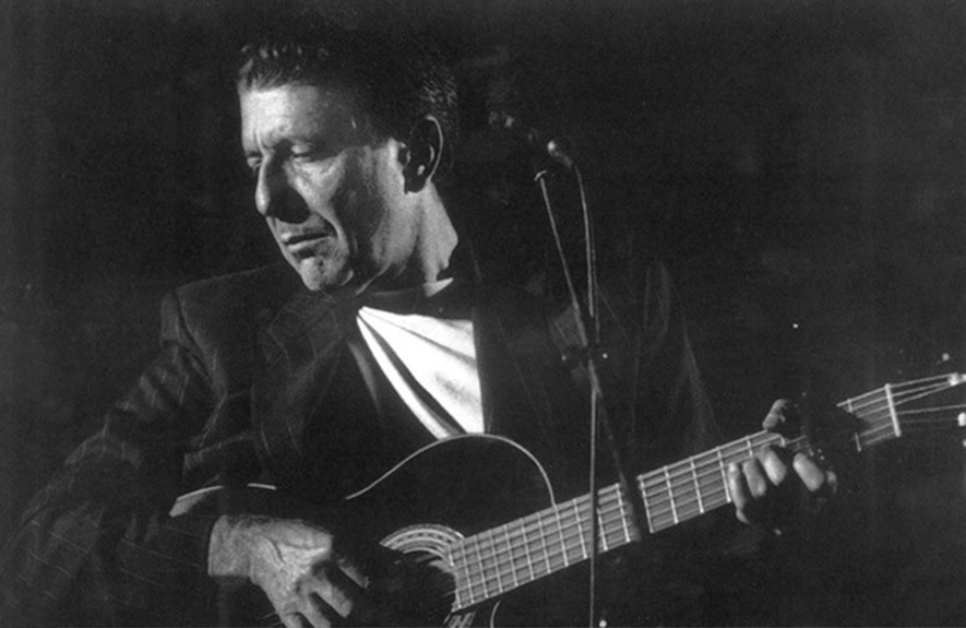 Binéfar & The 1988 Leonard Cohen Tour