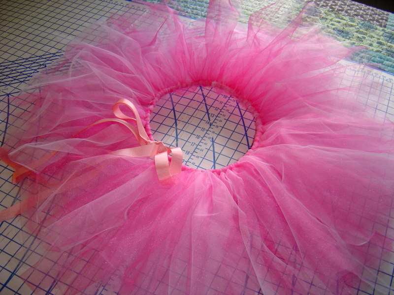 Adult Tutu Diy No Sew