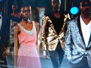 Bana stores and fashion shows in Kenya.