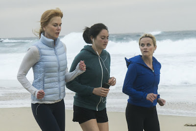 Big Little Lies Image Nicole Kidman, Reese Witherspoon and Shailene Woodley