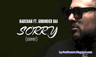 Sorry-Badshah