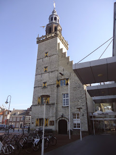Hulst The Netherlands Town Hall Travel