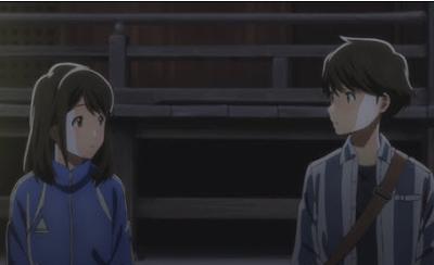 Tsuki ga Kirei Episode 3 Subtitle Indonesia