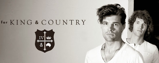 For King and Country: Run Wild. Live Free. Love Strong