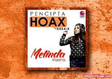 Lirik Lagu Melinda Pasha - Pencipta Hoax Terbaik