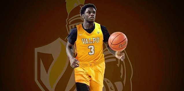 Image result for daniel sackey basketball valpo