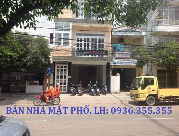 Bán nhà mặt phố Hoa Bằng Yên Hòa