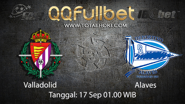 Prediksi Bola Jitu Valladolid vs Alaves 17 September 2018 ( Spanish La Liga )