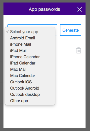General drivel: Accessing Yahoo Mail through Gmail with two