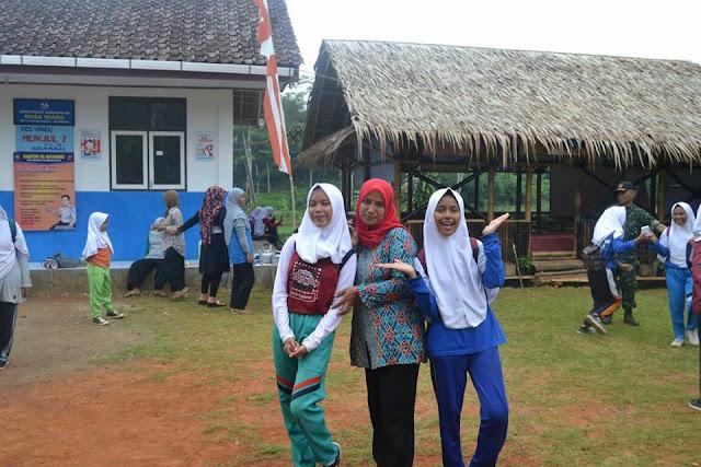 Kampung KB Nusa Hiang Bela Negara