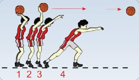 Macam Macam Teknik Passing Bola Basket Beserta Penjelasannya Bangun Badan