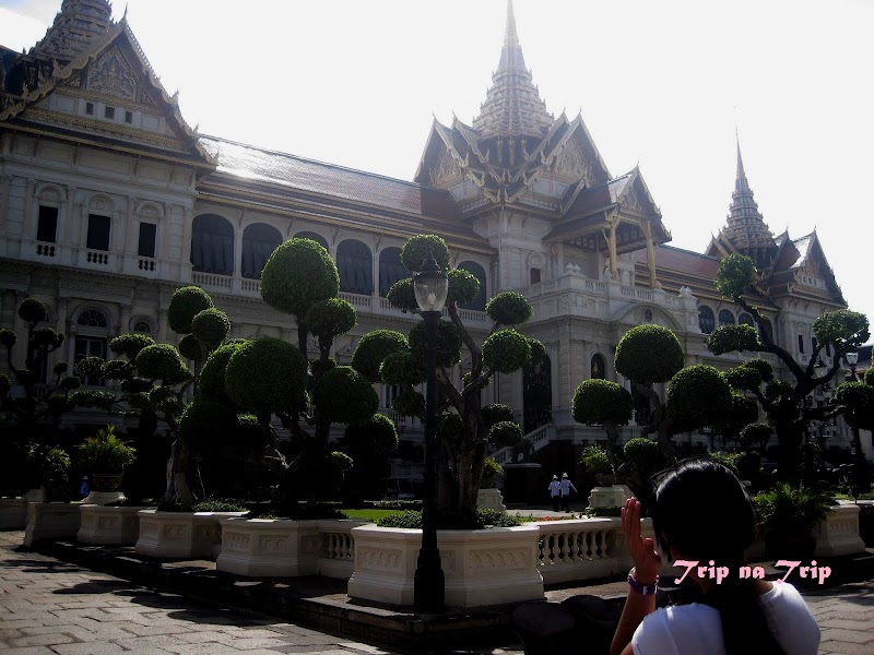The Grand Palace and Temple of Emerald Buddha - The Majestic Structures of Bangkok, Thailand