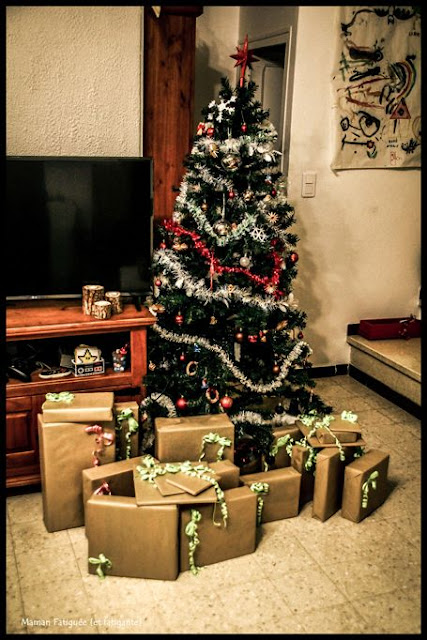 Noel blog famille