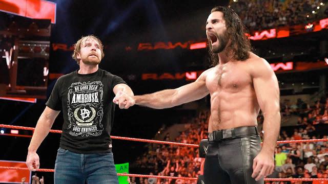WWE Superstar 54 Dean Ambrose image