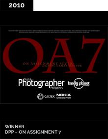 Digital Photographer Philippines On Assignment Winner