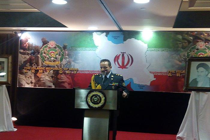 Atase Militer Kedutaan Besar Iran untuk Indonesia