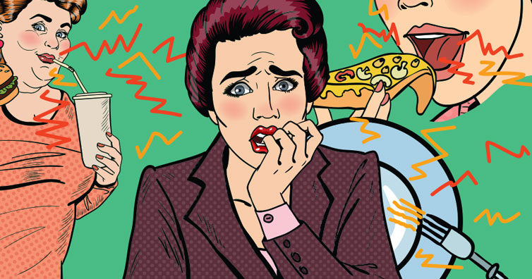 If You Hate The Sound Of People Chewing, Then You're Probably A Genius |  Prodinr