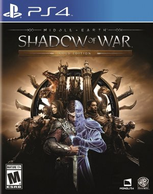 Middle Earth Shadow of War Gold Edition Arabic