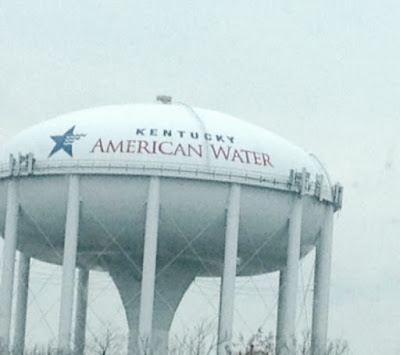 Kentucky American Water Tower