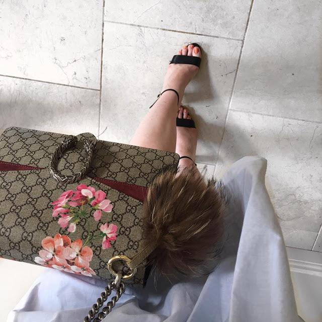 OOTD - Zara Playsuit Dress