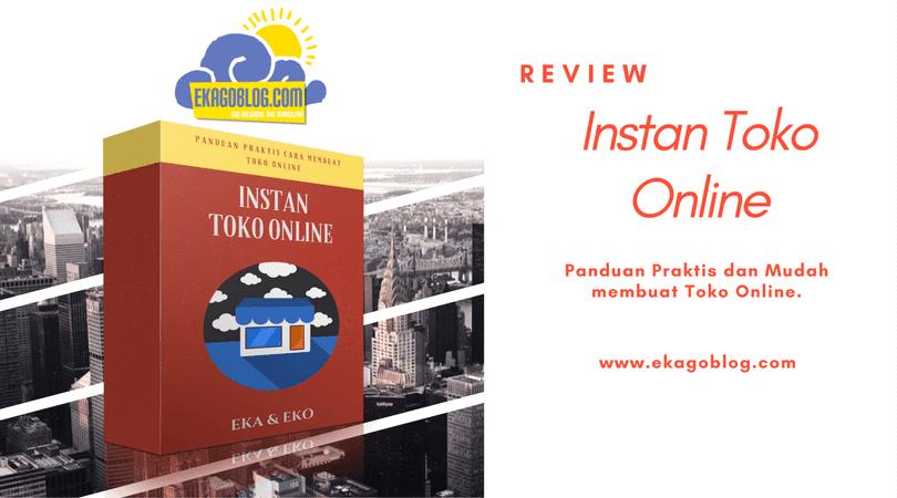 Review Instan Toko Online