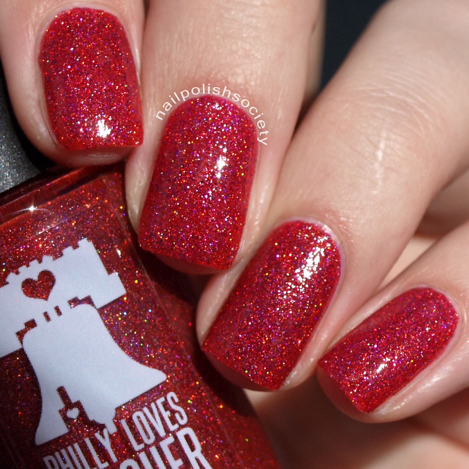 Nail Polish Society: Philly Loves Lacquer The Dirty 30 Birthday Trio