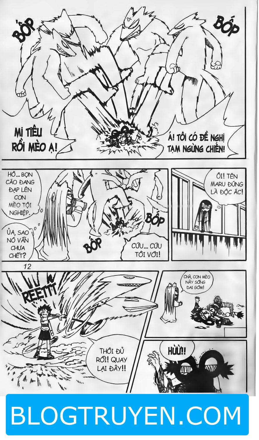 Hội pháp sư chap 30-a trang 12