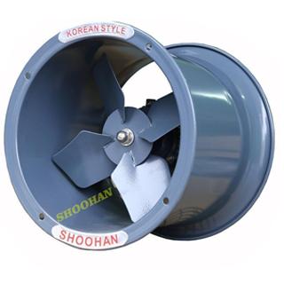 Quạt thông gió công nghiệp Shoohan DF50-4