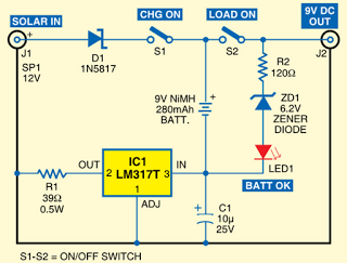 spy camera solar power box circuits projects rh circuits projects blogspot com ip camera circuit diagram web camera circuit diagram