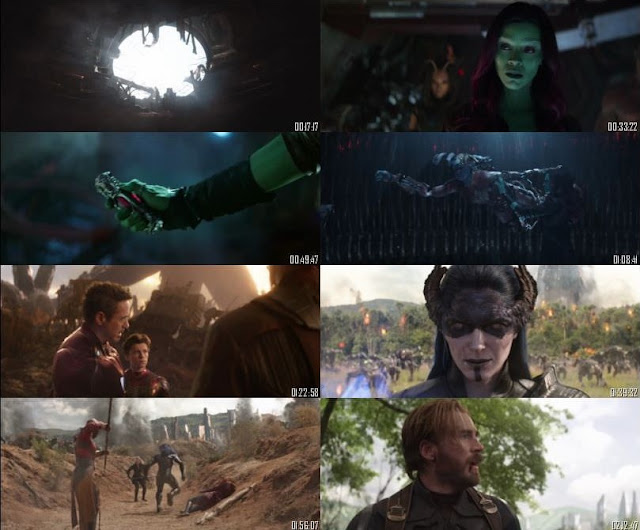 Download Hollywood Movie Avengers Infinity War (2018) online free