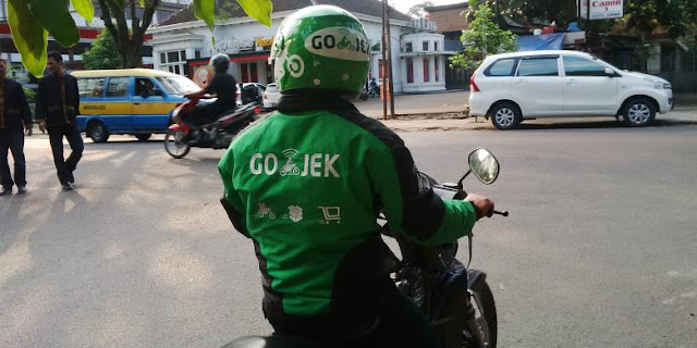 Driver GoJek Terima