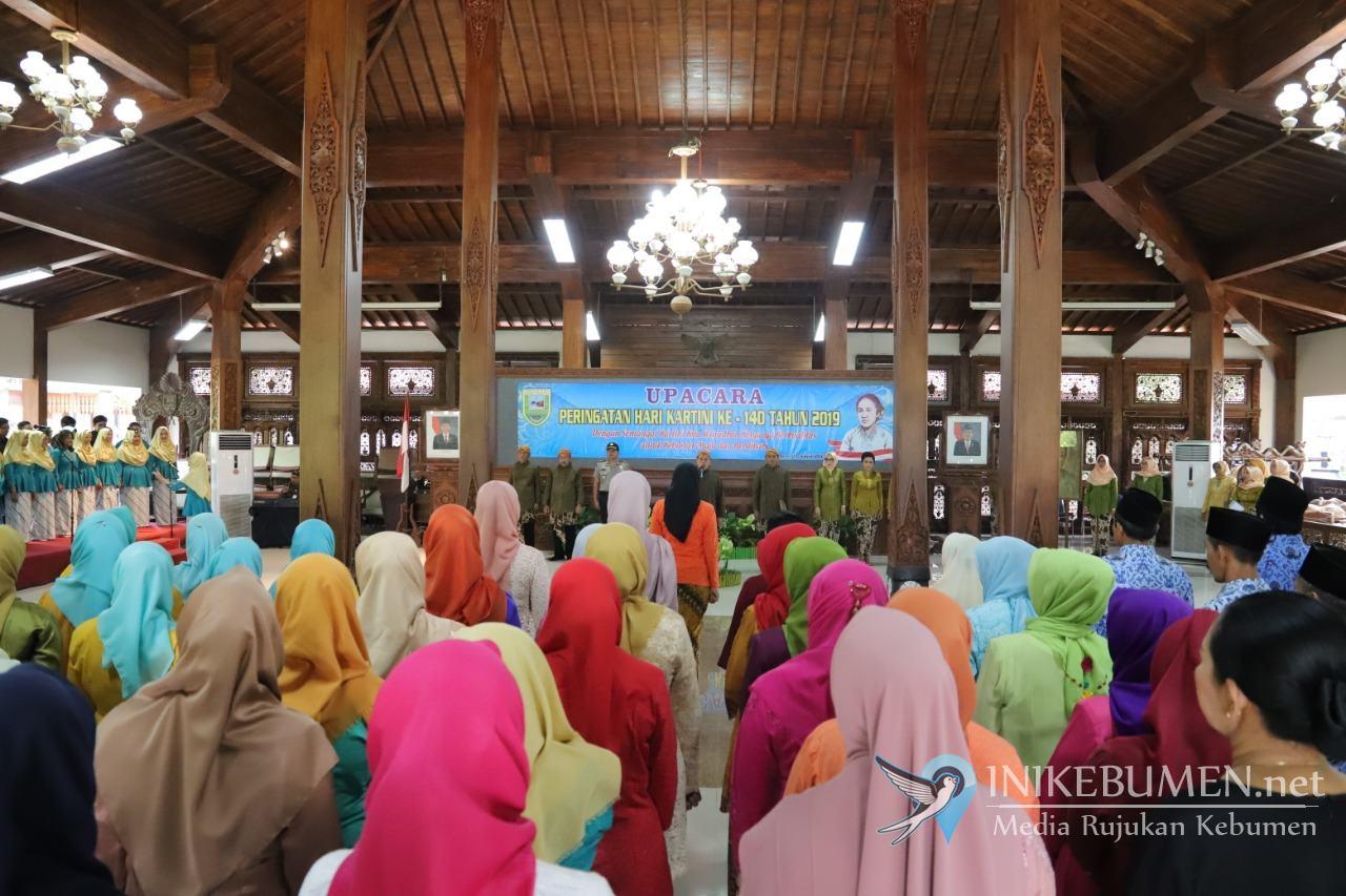Perempuan Kebumen Diminta Teruskan Perjuangan RA Kartini
