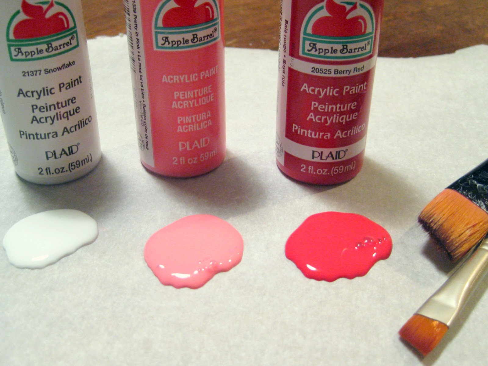Cassie stephens how to paint roses diy rosy flower pots dhlflorist Image collections
