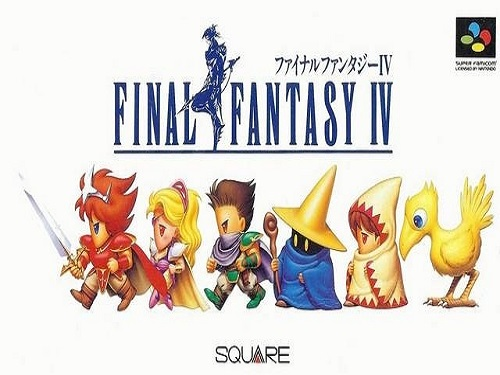 Final Fantasy IV Game