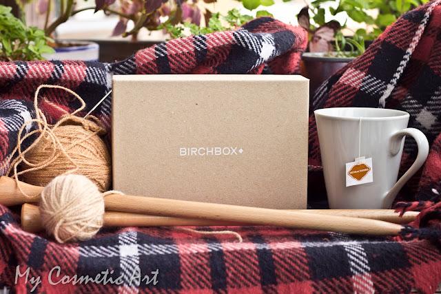 Cozy at Home, la Birchbox de Noviembre. ¡Cómo en casa en ningún sitio!